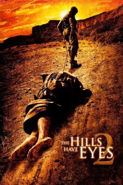Caratula, cartel, poster o portada de El retorno de los malditos (Las colinas tienen ojos 2)