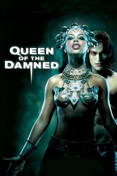 Caratula, cartel, poster o portada de La reina de los condenados