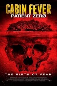 Caratula, cartel, poster o portada de Cabin Fever: Patient Zero