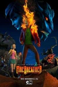 Caratula, cartel, poster o portada de Firebreather