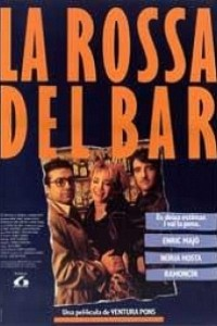 Caratula, cartel, poster o portada de La rubia del bar