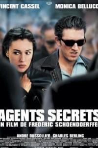 Caratula, cartel, poster o portada de Agentes secretos