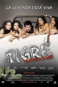 Caratula, cartel, poster o portada de El tigre de Santa Julia