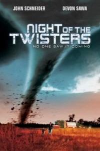 Caratula, cartel, poster o portada de La noche de los tornados