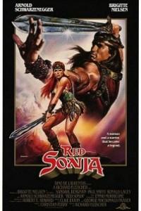 Caratula, cartel, poster o portada de El guerrero rojo