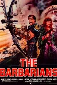Caratula, cartel, poster o portada de Los nuevos bárbaros