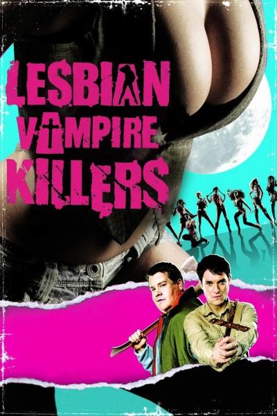 Caratula, cartel, poster o portada de Lesbian Vampire Killers