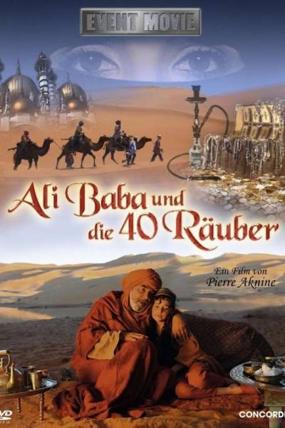 Caratula, cartel, poster o portada de Ali Babá y los cuarenta ladrones