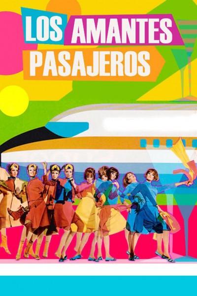 Caratula, cartel, poster o portada de Los amantes pasajeros