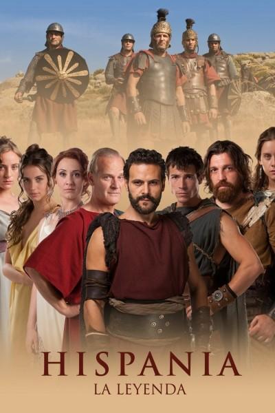 Caratula, cartel, poster o portada de Hispania, la leyenda