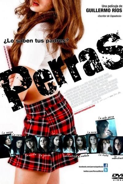 Caratula, cartel, poster o portada de Perras