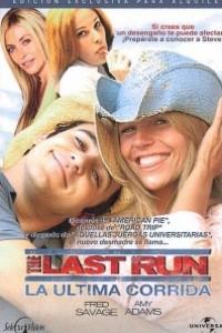 Caratula, cartel, poster o portada de La última corrida (The Last Run)