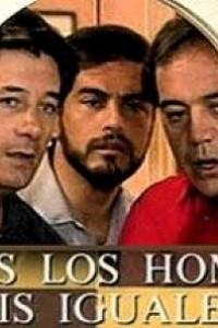 Caratula, cartel, poster o portada de Todos los hombres sois iguales