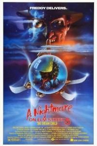 Caratula, cartel, poster o portada de Pesadilla en Elm Street 5: El niño de los sueños