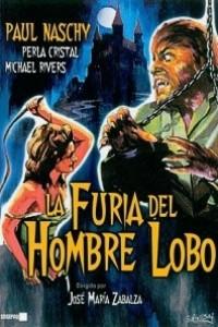 Caratula, cartel, poster o portada de La furia del Hombre Lobo