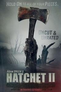 Caratula, cartel, poster o portada de Hatchet II