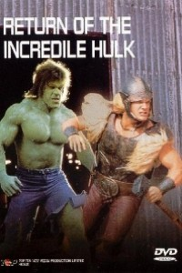 Caratula, cartel, poster o portada de El regreso del increíble Hulk