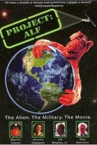 Caratula, cartel, poster o portada de Proyecto: ALF
