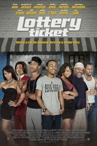 Caratula, cartel, poster o portada de Lottery Ticket