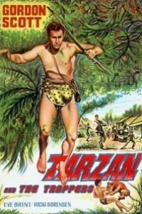 Caratula, cartel, poster o portada de Tarzán y los cazadores