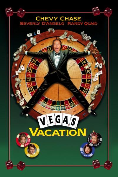 Caratula, cartel, poster o portada de Vacaciones en Las Vegas