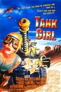 Caratula, cartel, poster o portada de Tank Girl
