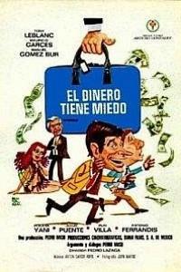 Caratula, cartel, poster o portada de El dinero tiene miedo