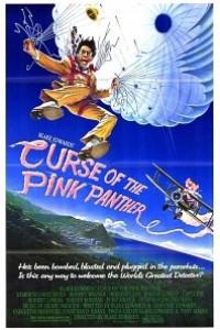 Caratula, cartel, poster o portada de La maldición de la pantera rosa