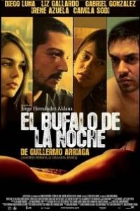 Caratula, cartel, poster o portada de El búfalo de la noche