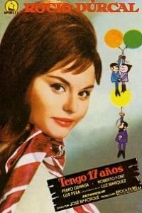Caratula, cartel, poster o portada de Tengo 17 años