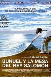 Caratula, cartel, poster o portada de Buñuel y la mesa del rey Salomón