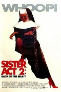 Caratula, cartel, poster o portada de Sister Act 2: De vuelta al convento