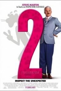Caratula, cartel, poster o portada de La pantera rosa 2