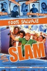 Caratula, cartel, poster o portada de Slam