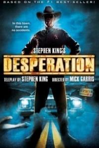 Caratula, cartel, poster o portada de Desesperación