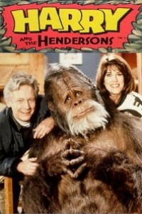 Caratula, cartel, poster o portada de Harry y los Henderson