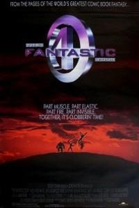 Caratula, cartel, poster o portada de Los Cuatro Fantásticos