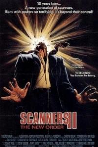 Caratula, cartel, poster o portada de Scanners 2: El nuevo orden