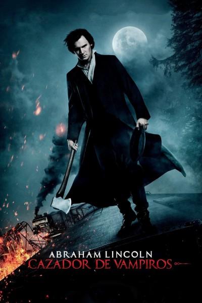 Caratula, cartel, poster o portada de Abraham Lincoln: Cazador de vampiros