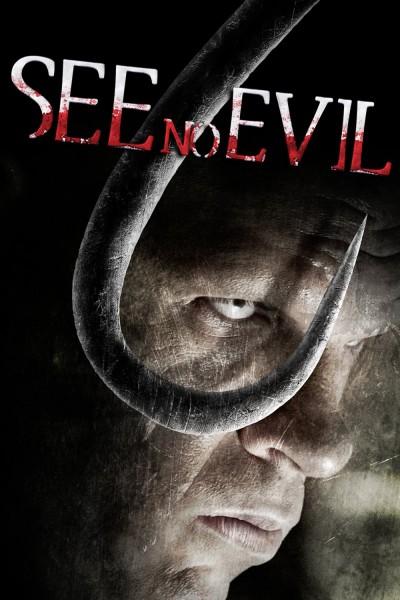 Caratula, cartel, poster o portada de Los ojos del mal (See No Evil)