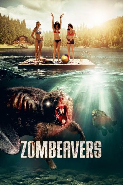 Caratula, cartel, poster o portada de Zombeavers (Castores zombies)