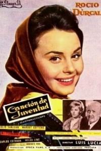 Caratula, cartel, poster o portada de Canción de juventud