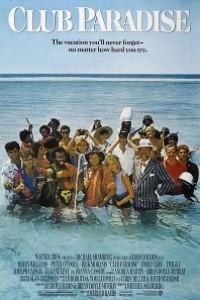 Caratula, cartel, poster o portada de Club Paraíso