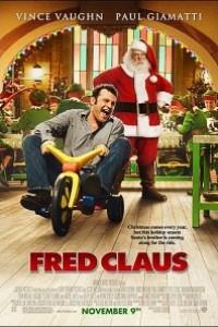Caratula, cartel, poster o portada de Fred Claus, el hermano gamberro de Santa Claus