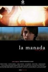 Caratula, cartel, poster o portada de La manada