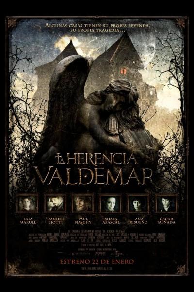Caratula, cartel, poster o portada de La herencia Valdemar
