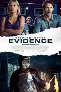 Caratula, cartel, poster o portada de Evidence