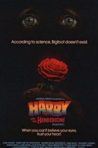 Caratula, cartel, poster o portada de Bigfoot y los Henderson