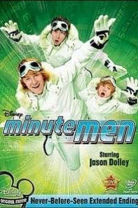 Caratula, cartel, poster o portada de Minutemen: Los viajeros del tiempo