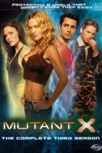 Caratula, cartel, poster o portada de Mutante-X
